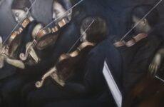 Εικαστικό Requiem από τον Γιώργο Κουρκούβελο στο Χώρο Τέχνη δ.