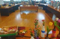 Έκθεση χειροτεχνιών και καλλιτεχνικών δημιουργιών των υπαλλήλων της ΠΕ Μαγνησίας
