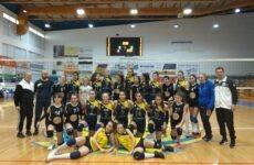 Με επιτυχία το1οδιεθνέςτουρνουάβόλεϊ ALOS 1st international volleyball tournament