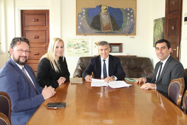 Νέα σημαντικά έργα ύδρευσης και αποχέτευσης 4,7 εκ. ευρώ για τη Σκιάθο