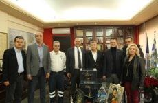 Επιχειρησιακή αναβάθμιση του ΕΚΑΒ στη Θεσσαλία σε συνεργασία με την 5η Υγειονομική Περιφέρεια Θεσσαλίας-Στερεάς Ελλάδας & την Περιφέρεια Θεσσαλίας