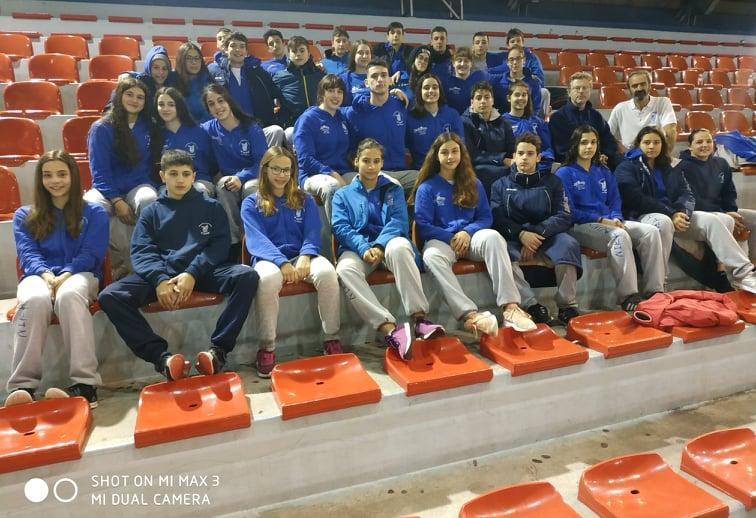 Στην ημερίδα ορίων η αγωνιστική ομάδα κολύμβησης της Νίκης Βόλου