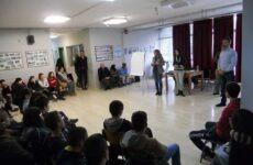 Ενημέρωση μαθητών της Σούρπης για τις εξαρτήσεις σε εφήβους