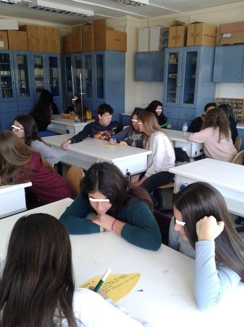 Ομαδικές βιωματικές δράσεις σε μαθητές στα Κανάλια