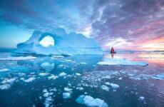 Οι πάγοι της Γροιλανδίας λιώνουν επτά φορές ταχύτερα σε σχέση με τη δεκαετία του '90