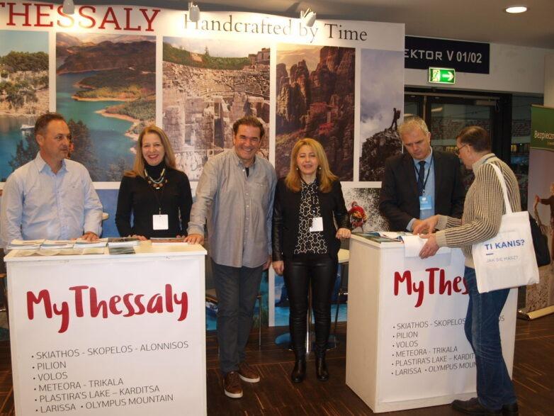 Στη διεθνή τουριστική έκθεση  «5η Grecka Panorama – Greek Food 2019» η Περιφέρεια Θεσσαλίας