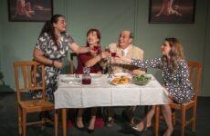 Συνεχίζονται οι παραστάσεις «Σαλάτα με σως αγριοκέρασο» της Πειραματικής Σκηνής