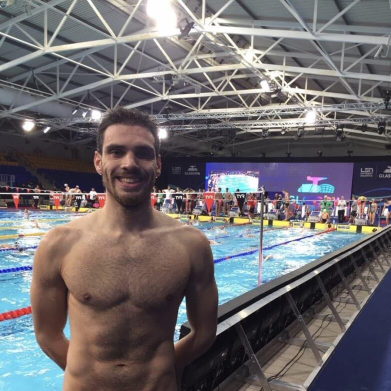 Χρυσό μετάλλιο και πανευρωπαϊκό ρεκόρ ο Ανδρέας Βαζαίος