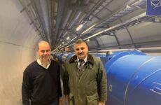 Αναβάθμιση της έκθεσης του CERN στο Νεοχώρι
