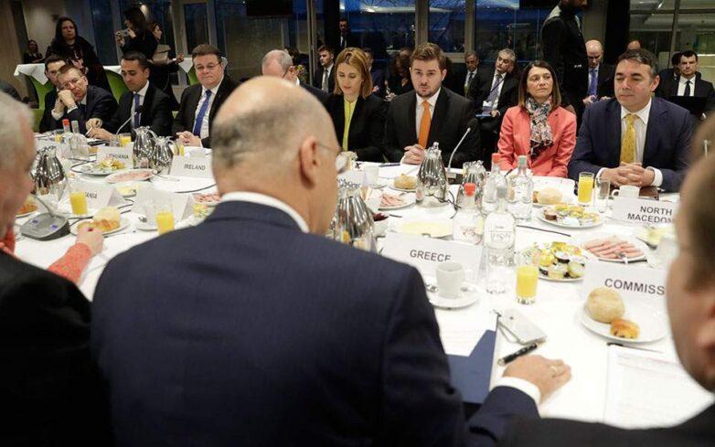 Πρωτοβουλία της ελληνικής διπλωματίας για ένταξη Β. Μακεδονίας – Αλβανίας στην ΕE
