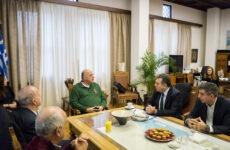 Στον δήμαρχο Βόλου ο υφυπουργός ΤουρισμούΜάνος Κόνσολας