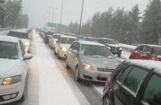 Κυκλοφοριακές ρυθμίσεις σε ολόκληρη τη χώρα ενόψει του νέου κύματος κακοκαιρίας