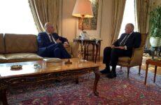 Ν. Δένδιας από Κάιρο: Συμφωνία για επιτάχυνση της οριοθέτησης των ΑΟΖ μεταξύ Ελλάδας και Αιγύπτου