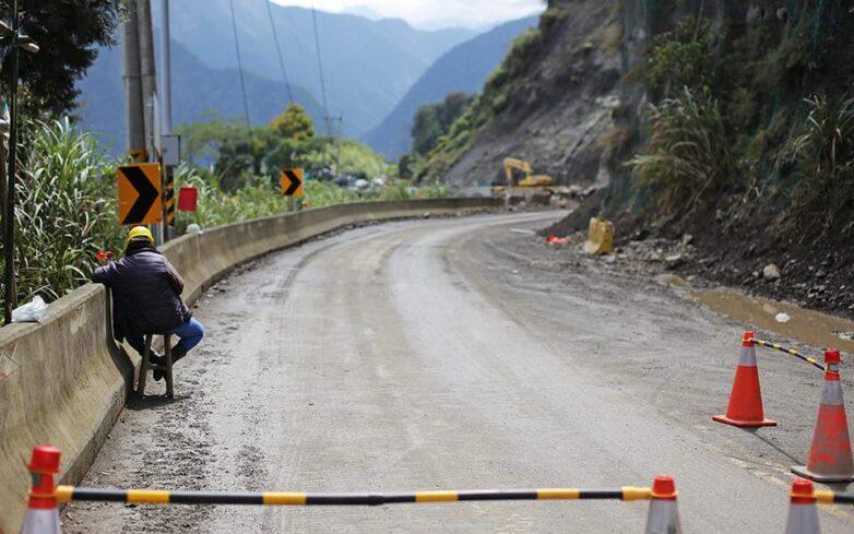 Τρίκαλα: Πτώσεις βράχων από τις ισχυρές βροχές και χιόνια στα ορεινά