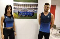 Οι νέες εμφανίσεις της αγωνιστικής ομάδας στίβου της Νίκης Βόλου
