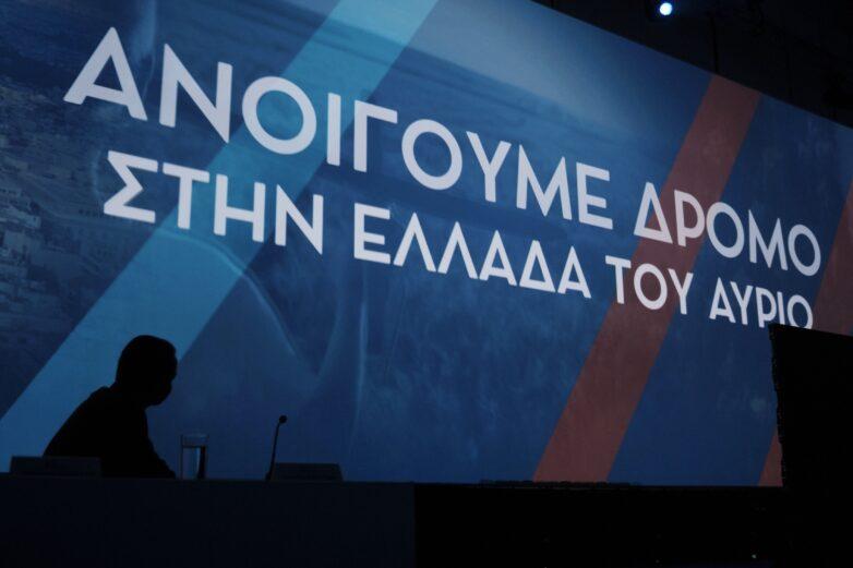 Β. Μειμαράκης: Είμαστε λαϊκό κόμμα που εκφράζει τα συμφέροντα του ελληνικού λαού