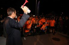 13ο συνέδριο ΝΔ: Νυχτερινός αγώνας δρόμου για την εξάλειψη της βίας κατά των γυναικών