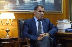 Ν. Παναγιωτόπουλος για συνάντηση Μητσοτάκη-Ερντογάν: Συμφωνήσαμε σε καλό κλίμα ότι διαφωνούμε
