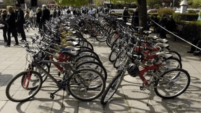 Βόλος: η μοναδική πόλη με 3 ποδήλατα για ΑμΕΑ, 42 ηλεκτρικά και 92 συμβατικά