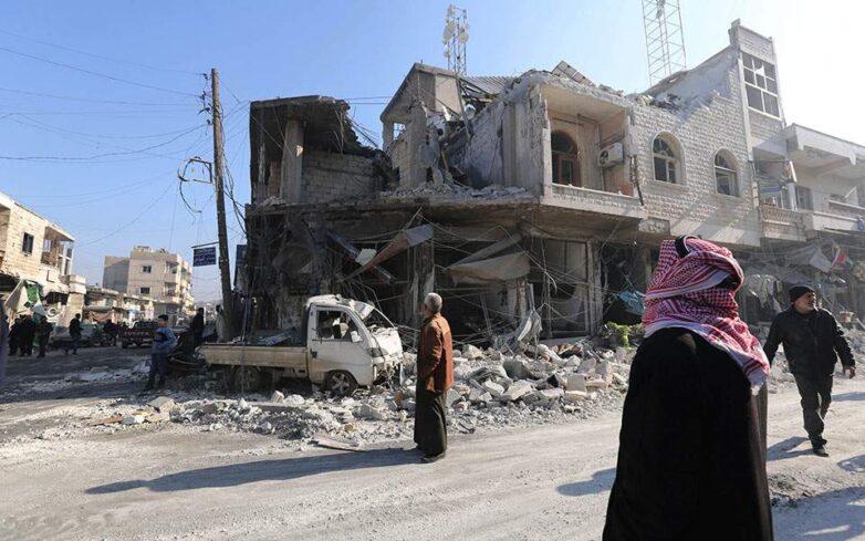 Ιντλίμπ: Προέλαση των συριακών δυνάμεων με ρωσική υποστήριξη
