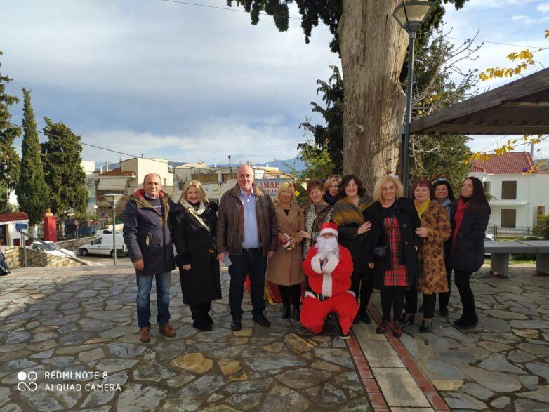 Εκδήλωση αλληλεγγύης από τις κοινωνικές δομές του Δήμου Ρήγα Φεραίου