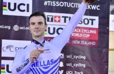 Ποδηλασία: Χάλκινο μετάλλιο ο Χρήστος Βολικάκης