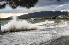 Έκτακτο δελτίο επιδείνωσης καιρού – Καταιγίδες, χαλαζοπτώσεις και θυελλώδεις άνεμοι