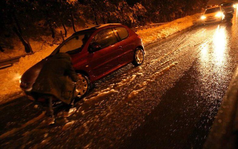 Άνοιξε η Αθηνών – Λαμίας – Πώς ακινητοποιήθηκαν για 4 ώρες τα οχήματα