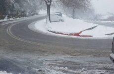 Νέα ψυχρή «εισβολή» με χιόνια ακόμα και σε χαμηλό υψόμετρο