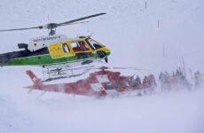 Χιονοστιβάδες έπληξαν χιονοδρομικά κέντρα σε Αυστρία και Ελβετία