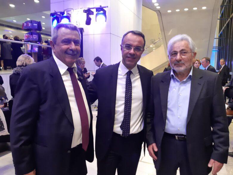 Στην εκδήλωση βραβείων ΕΒΕΑ ο συντονιστής Αποκεντρωμένης Διοίκησης Θεσσαλίας – Στερεάς Ελλάδας
