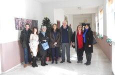 Επισκέψεις και συμμετοχή σε εκδηλώσεις της Κατερίνας Παπανάτσιου κατά τη διάρκεια των γιορτών