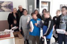 Δώρα στα παιδιά του Ορφανοτροφείου Βόλου μοίρασε η αντιπεριφερειάρχης ΠΕΜΣ