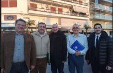 Ενημερωτική συνάντηση για την κατασκευή Μονάδας Επεξεργασίας Αποβλήτων στο Βόλο