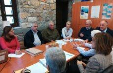Στη συνεδρίαση του Φορέα Διαχείρισης της Κάρλας Κολυνδρίνη-Νασίκας