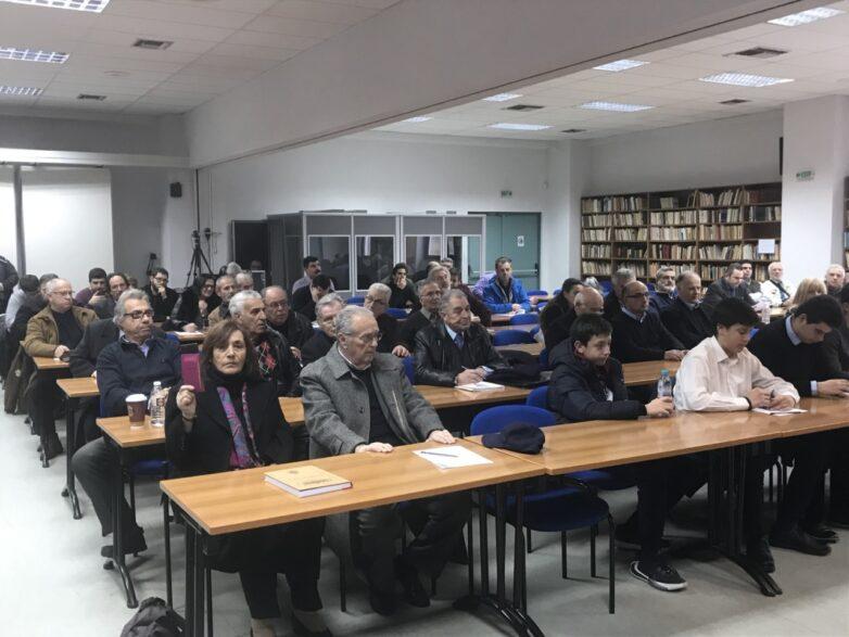 Επιτυχές το 1οΕπιμορφωτικό Σεμινάριο του Συνδέσμου Ιεροψαλτών