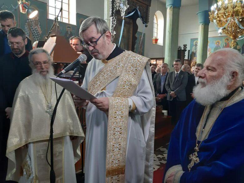 Κληρικός στην Μητρόπολη Δημητριάδος ο πρώην δήμαρχος Κιλελέρ και Νίκαιας