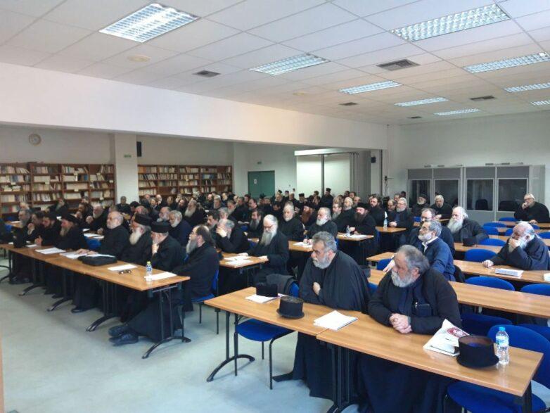 Οι καρποί του Αγίου Πνεύματος στην ζωή της Εκκλησιαστικής κοινότητας