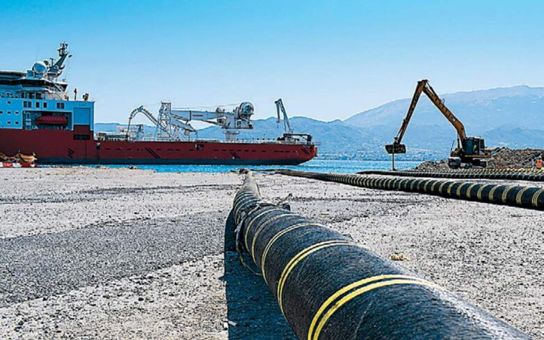 Ξεκινάει η ηλεκτρική διασύνδεση των νησιών του Βορείου Αιγαίου