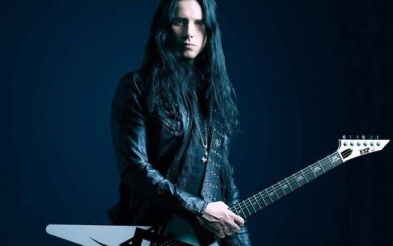 Έλληνας κιθαρίστας στα βραβεία Metal Hall of Fame