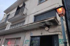 Φωτιά σε διακλαδωτή ρεύματος σε κτίριο των Παλαιών