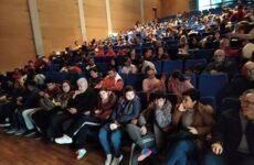 Παρουσίαση ομάδας ΑμεΑ ταε κβο ντο στο Βόλο