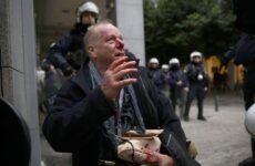 Επίθεση εναντίον φωτορεπορτέρ της Deutsche Welle στο Σύνταγμα