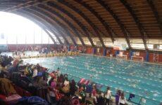 Σε ημερίδα ορίων στη Λάρισα η κολύμβηση της Νίκης Βόλου