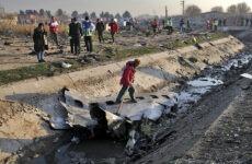 Ο ιρανικός στρατός παραδέχθηκε ότι κατέρριψε «κατά λάθος» το ουκρανικό αεροσκάφος
