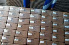 Χειροπέδες σε διεθνές κύκλωμα ναρκωτικών στην Αιτωλοακαρνανία – Κατασχέθηκαν 1,18 τόνοι κοκαϊνης