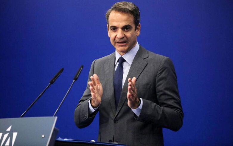 Το διάγγελμα του πρωθυπουργού για την Αικατερίνη Σακελλαροπούλου