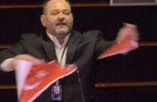 Έντονη αντίδραση της μόνιμης τουρκικής αντιπροσωπείας στην ΕΕ κατά Λαγού