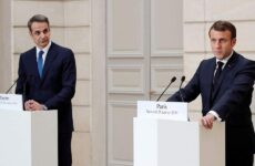 Στήριξη για Ελλάδα – Κύπρο, καταγγελία της Τουρκίας από τον Εμανουέλ Μακρόν