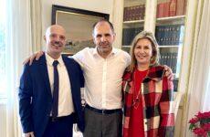 Η οριοθέτηση των οικισμών Πηλίου συζητήθηκε μεταξύ Ζέττας Μ. Μακρή και υπουργού επικρατείας